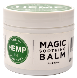 H Hemp Magic Soothing Balm
