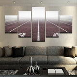Athletics 5 Pcs Canvas Set