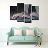 The Beauty Of The Ocean 4 Pcs Canvas Wall Art