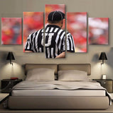 Umpire Canvas 5 Pcs Wall Art