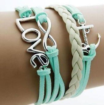 Leather Multilayer Bracelet