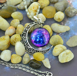 Lovely Galaxy Chain Necklace