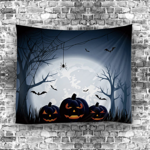 Halloween Tapestry
