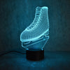 Rollerblade 3D Table Lamp