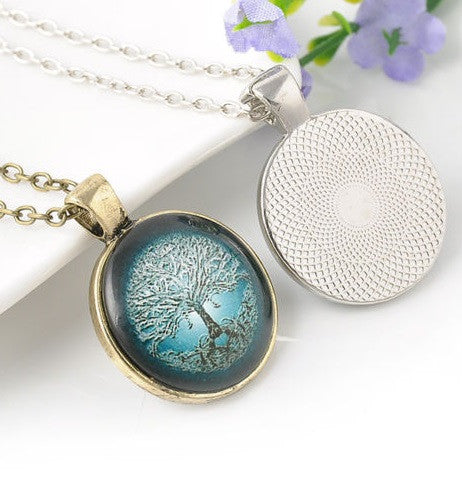 Beautiful Tree Of Life Necklace