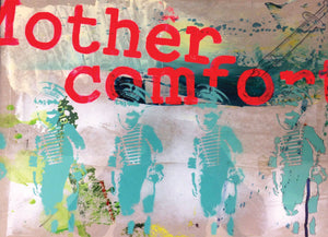Mother Comfort - litografi 60x40