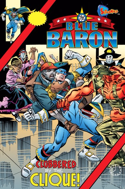 Blue Baron #3.1 (Digital Download)