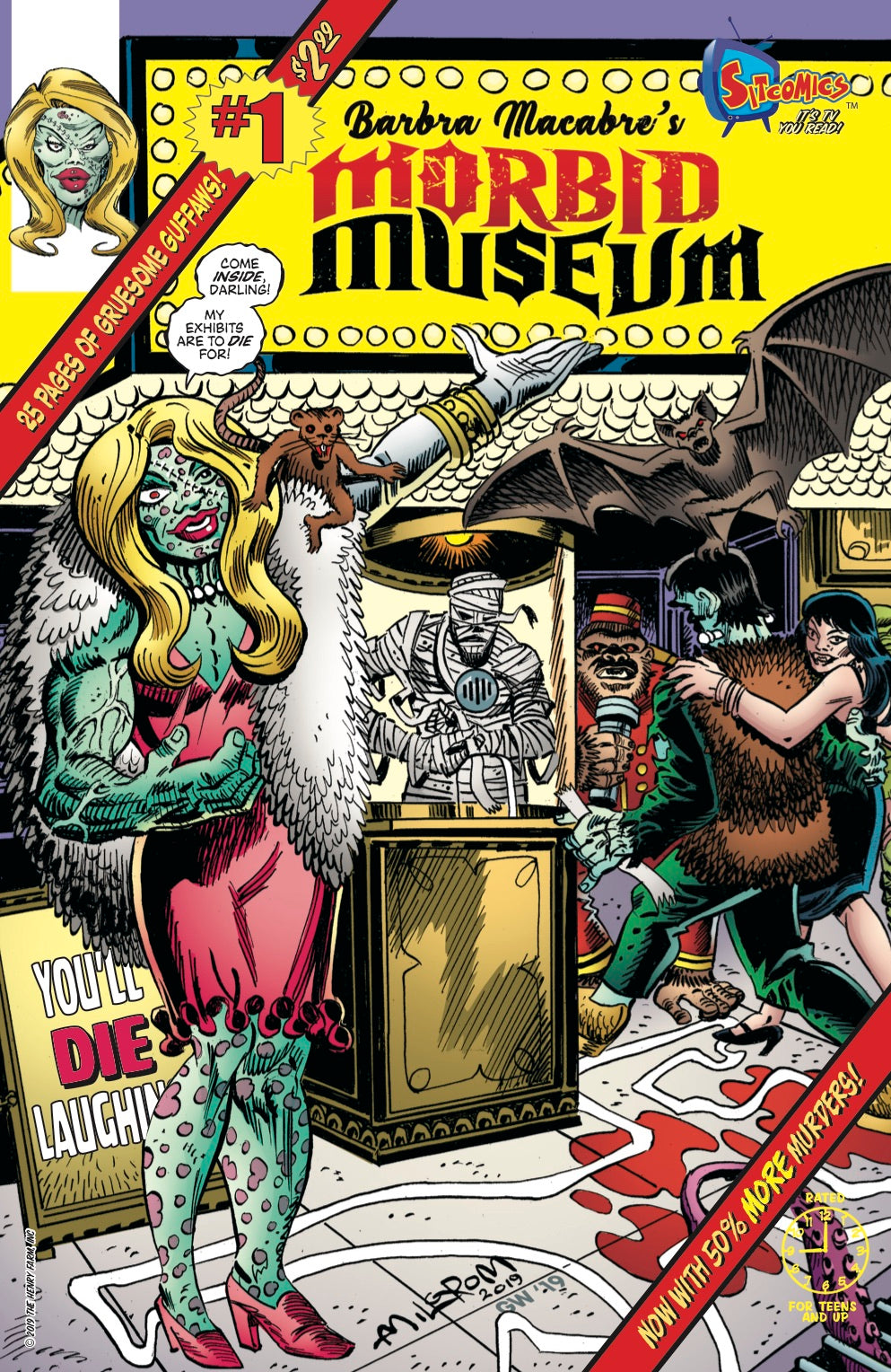 Morbid Museum #1.1 (Digital Download)