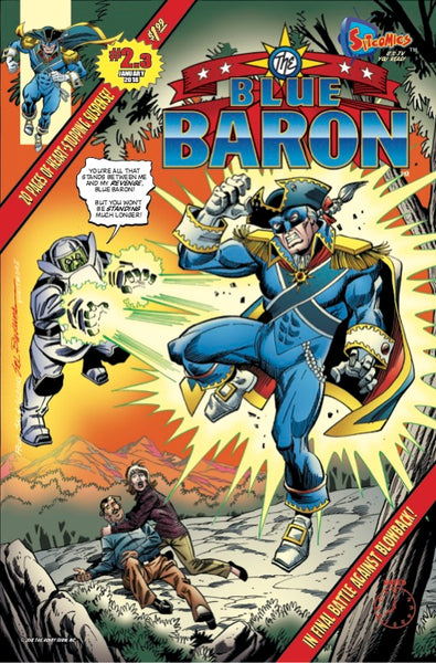 Blue Baron #2.3 (Digital Download)