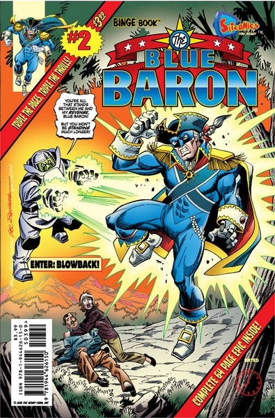 The Blue Baron Binge Book #2