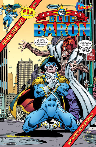 Blue Baron #2.1 (Digital Download)