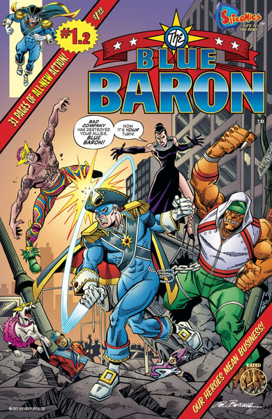 Blue Baron #1.2 (Digital Download)