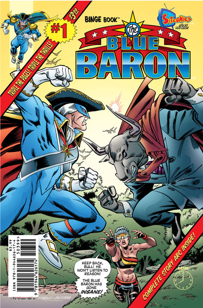 The Blue Baron Binge Book #1
