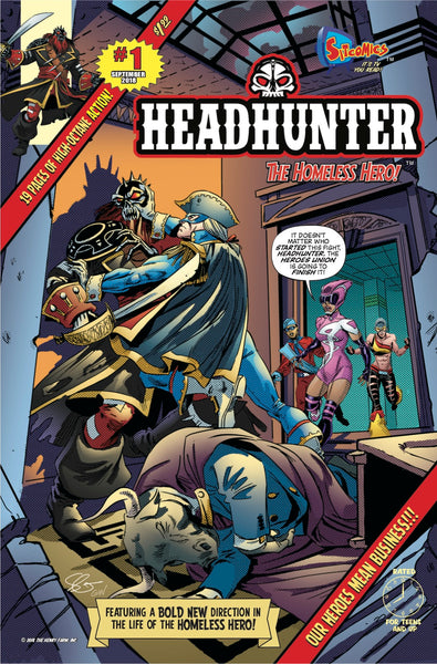Headhunter #1.1 Digital Edition