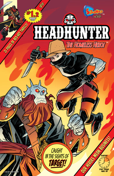 Headhunter #1.2 Digital Edition