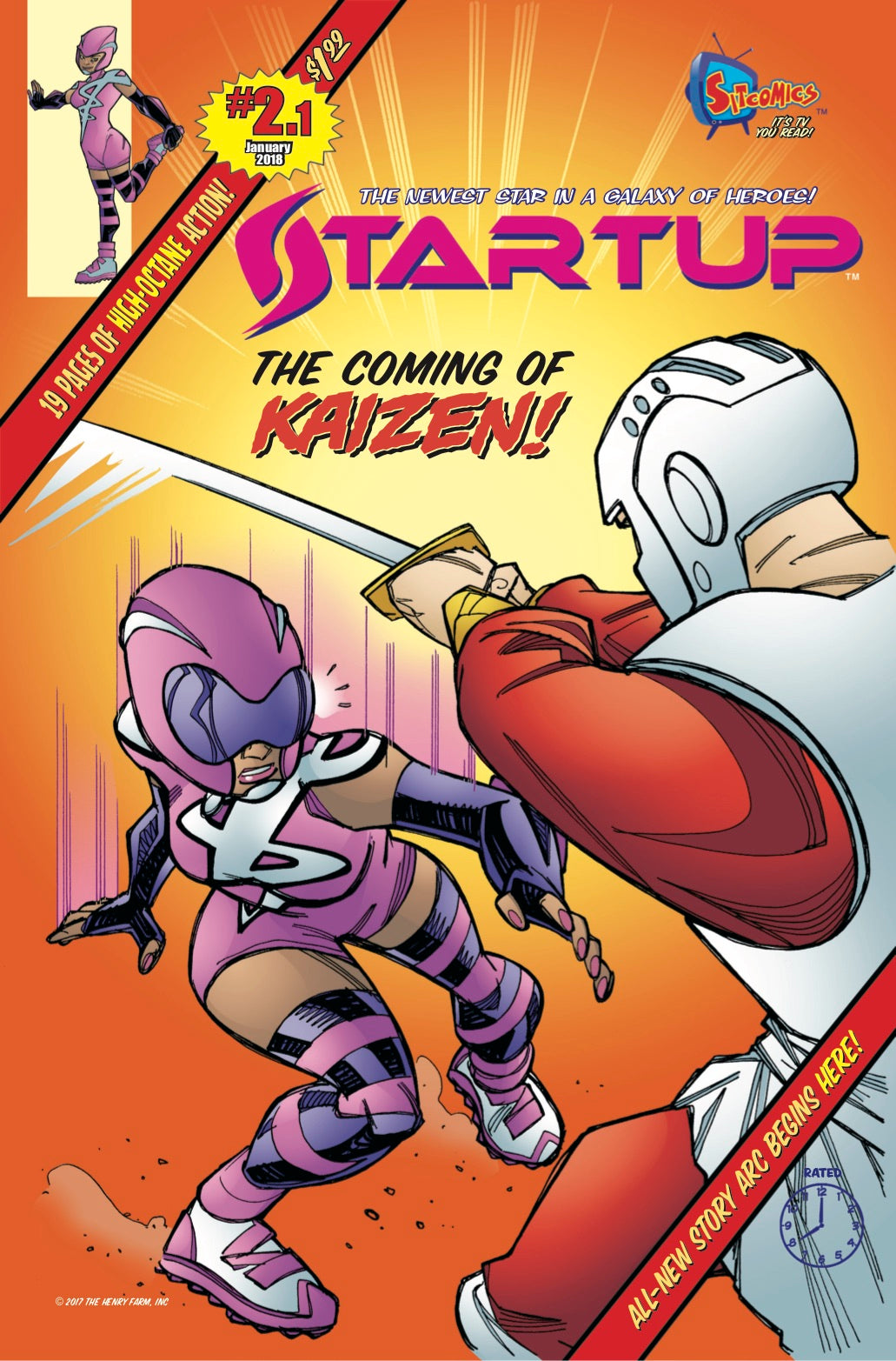 Startup 2.1 (Digital Download)