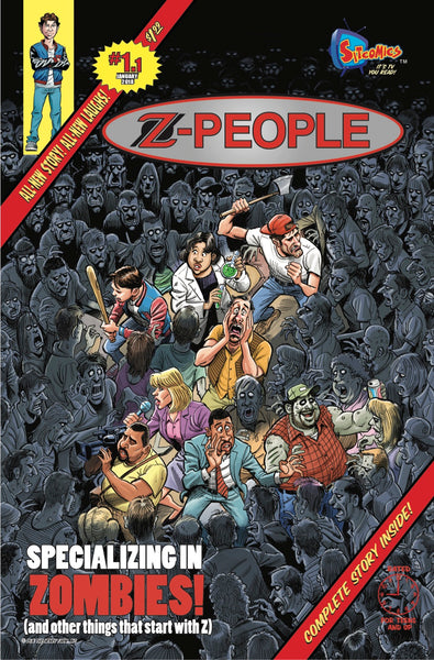 Z-People #1.1 (Digital Download)