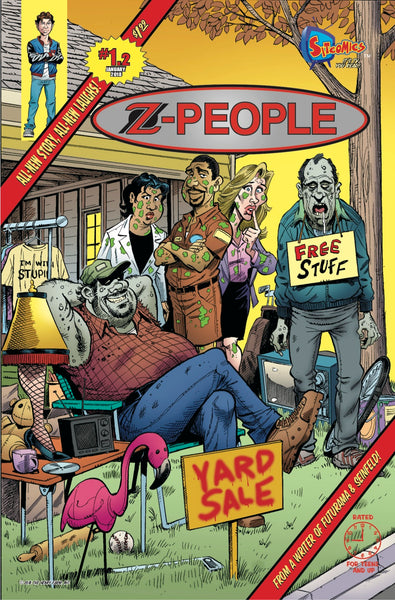Z-People #1.2 (Digital Download)
