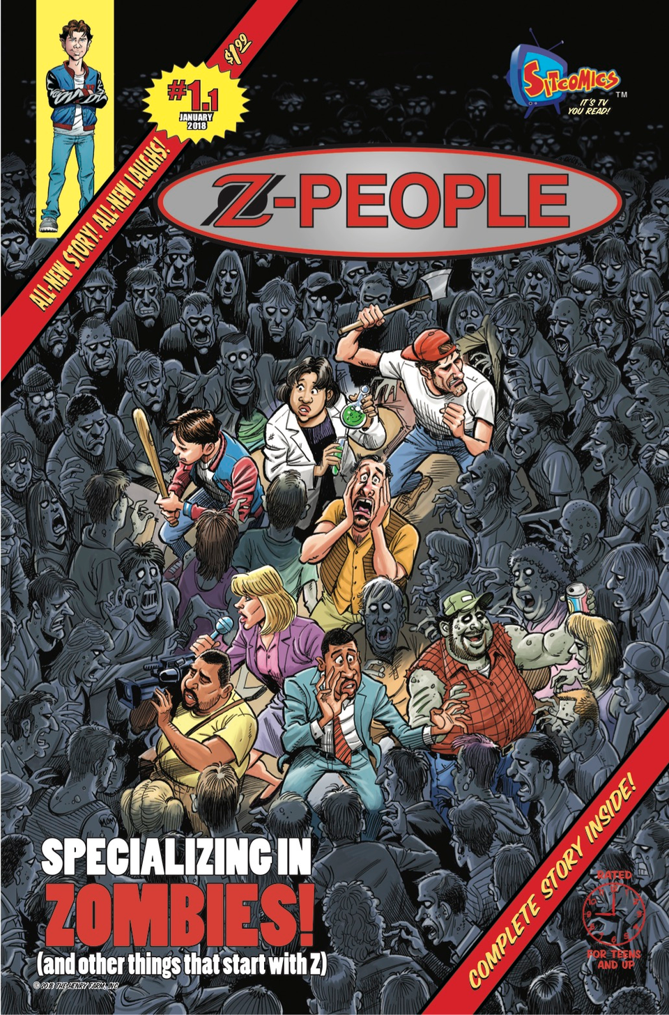 Z-People Series