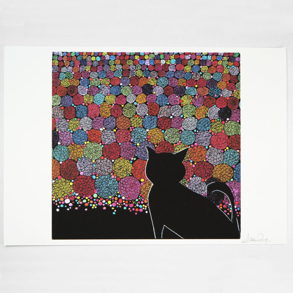 It's Show Time (Art Print) , #THATBLACKCAT , Prints - 2