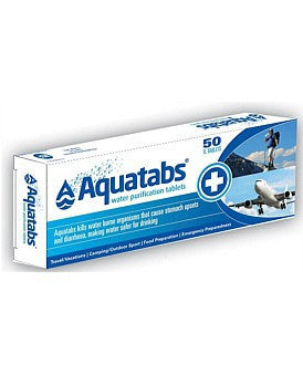 2 Boxes of Aqua Tablets