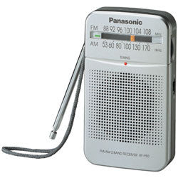 Panasonic Radio - for emergencies