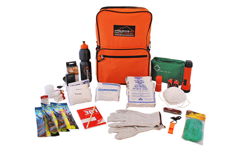 2 Person Grab'n'Go Survival Kit