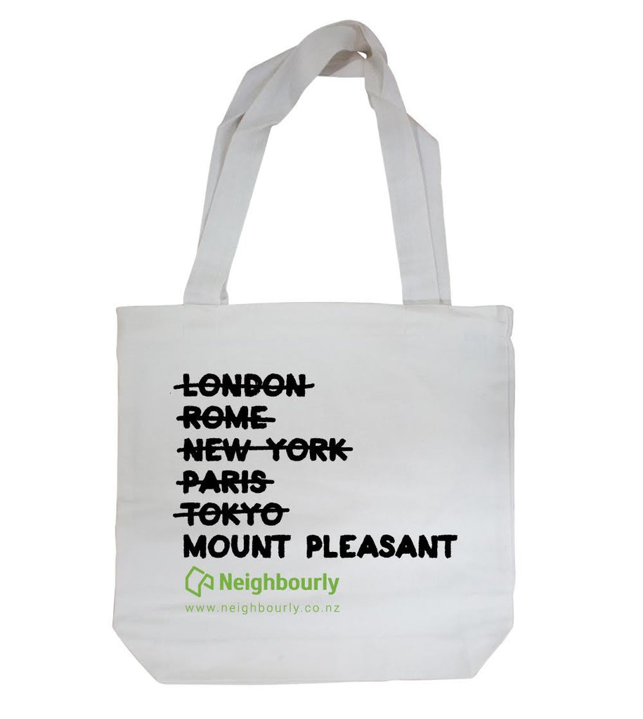 Neighbourly Tote Bag - Personalised for your neighbourhood