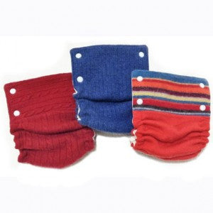 Babee Greens Wool/Cashmere Diaper Covers