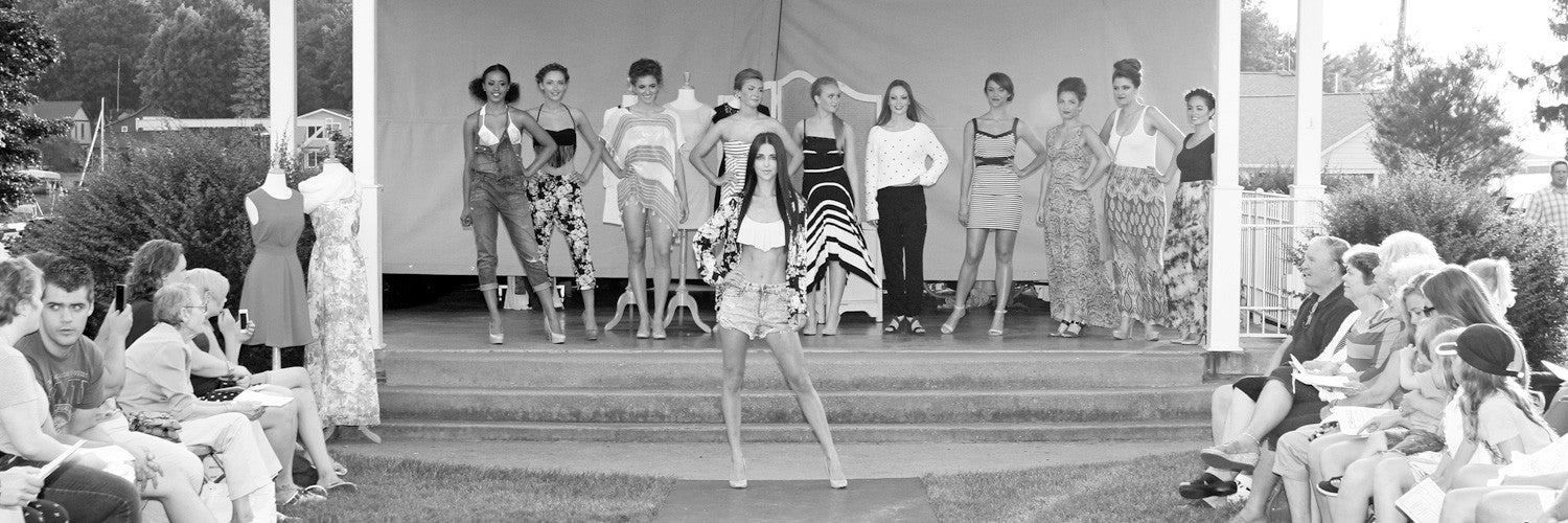 fusion fashion show in pentwater