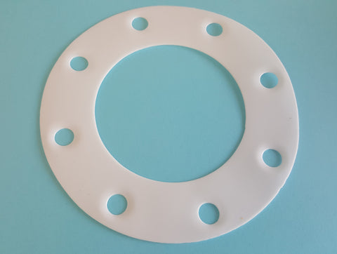 325500 / 150-14H Replacement Raised Flange Teflon Gasket , Teflon Gasket, NWIM