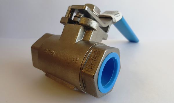 Jamesbury Eliminator Series Ball Valves , Ball Valve, NWIM