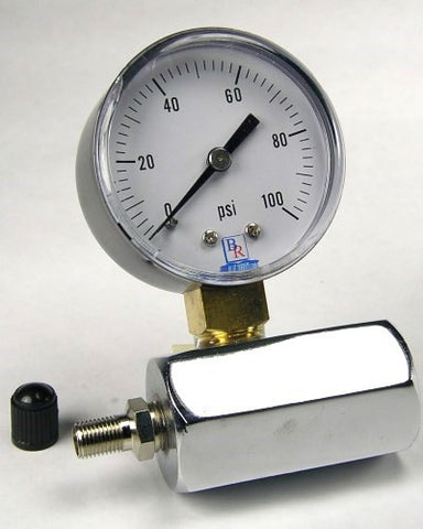 "2"" Gas Test Gauge Asssembly , Gas Test Gauge Assembly, NWIM"