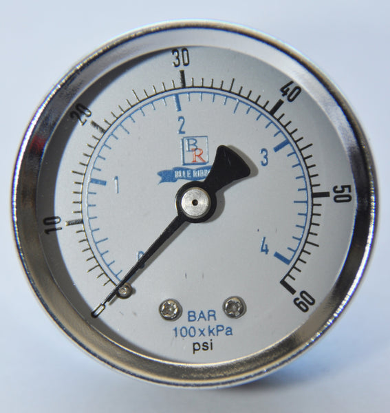 Back Connected Utility Gauge Model BR102D , Gauge, NWIM