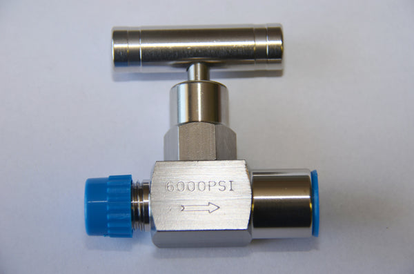 Needle Valve NV-SS-1/4-GS-18-M-F