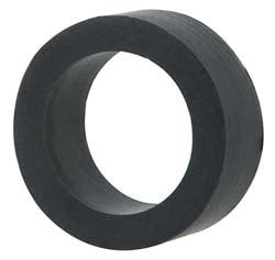 "Rubber Sight Glass Gasket 5/8"" I.D. x 7/8"" O.D. x 5/16"" TALL , SIght Glass Gasket, NWIM"