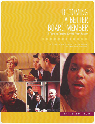 Becoming a Better Board Member
