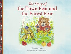 Aanka Xóodzi ka Aasgutu Xóodzi Shkalneegi (The Story of the Town Bear and the Forest Bear)