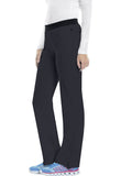 Cherokee Low Rise Slim Pull-On Pant  Tall 1124AT Pewter PWPS