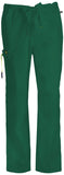 CODE HAPPY MEN'S DRAWSTRING CARGO PANT  SHORT 16001AS HUNTER GREEN HNCH