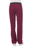 "HeartSoul ""So In Love"" Low Rise Pull-On Pant 20101A Wine WIN"