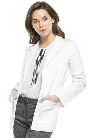 "Cherokee 28"" Lab Coat 2317 White WHTC"
