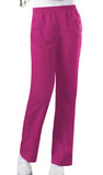 Cherokee Workwear Natural Rise Tapered Leg Pull-On Pant  Petite 4001P Azalea AZLW