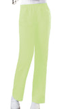 Cherokee Workwear Natural Rise Tapered Leg Pull-On Pant  Petite 4001P Celadon CELW