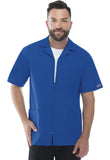 Cherokee Workwear Men's Zip Front Jacket 4300 Royal ROYW
