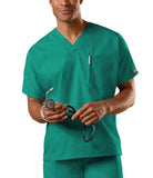Cherokee Workwear Unisex V-Neck Tunic 4777 Surgical Green SGRW