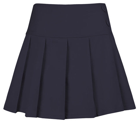Classroom Uniforms Junior All Over Pleated Scooter 55424 Dark Navy DNVY