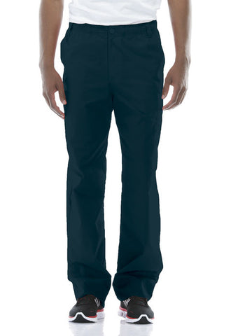 Dickies Men's Zip Fly Pull-On Pant  Tall 81006T Caribbean Blue CAWZ