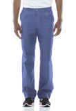 Dickies Men's Zip Fly Pull-On Pant  Tall 81006T Ciel Blue CIWZ