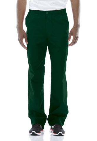 Dickies Men's Zip Fly Pull-On Pant  Tall 81006T Hunter HUWZ